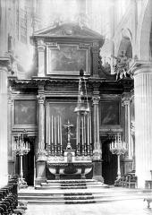 Eglise Saint-Nicolas-des-Champs - Maître-autel