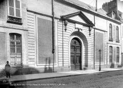 Maison dite aussi Hôtel d'Ecquevilly ou du Grand Veneur - Façade sur rue