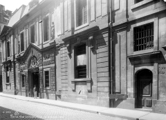 Hôtel Carnavalet - Façade sur rue