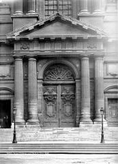 Eglise Saint-Gervais-Saint-Protais - Portail de la façade ouest