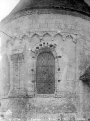 Eglise - Abside, côté nord
