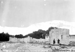 Ancienne abbaye Notre-Dame - Eglise (ruines) : Choeur