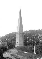 Ancienne abbaye Saint-Winoc - Tour octogonale dite aussi tour pointue