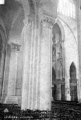 Cathédrale Saint-Julien - Pilier du bas-côté nord et de la nef