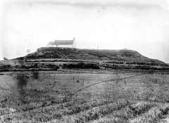 Tumulus-dolmen du Mont-Saint-Michel - Vue d'ensemble