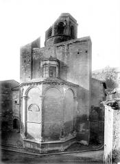 Ancienne cathédrale, puis église paroissiale Saint-Véran - Ensemble est