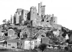 Château de Bonaguil - Ensemble sud