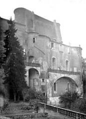 Palais de l'Archevêché ou de la Berbie - Façade nord
