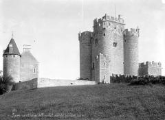 Château de Romefort - Ensemble nord-est