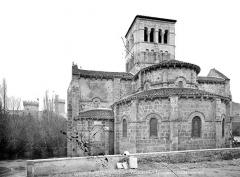 Eglise Sainte-Croix - Ensemble est