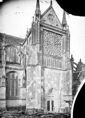 Cathédrale Notre-Dame - Transept sud