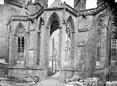 Cathédrale Notre-Dame - Chapelles absidiales