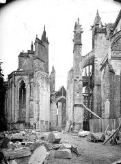 Cathédrale Notre-Dame - Chapelles absidiales, côté nord