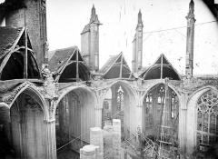 Cathédrale Notre-Dame - Vue intérieure des chapelles absidiales