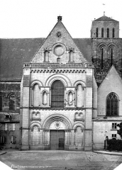 Cathédrale de la Trinité - Transept sud