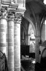 Cathédrale Saint-Maurice - Chapiteaux