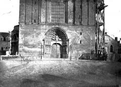 Cathédrale Saint-Maurice - Porche