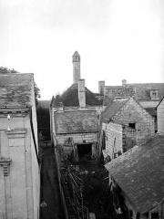 Chapelle Sainte-Catherine ou lanterne des morts - Vue d'ensemble