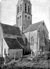 Eglise - Tour, transept