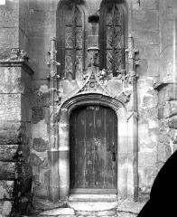 Eglise - Petite porte