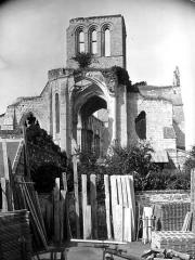 Eglise Saint-Denis (ruines) - Abside