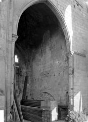 Eglise Saint-Denis (ruines) - Transept sud