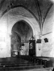 Eglise Saint-Denis - Nef