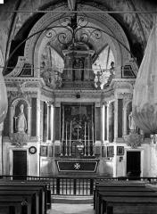 Eglise Saint-Denis - Choeur