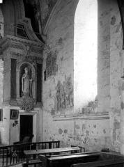 Eglise Saint-Denis - Travée de la nef