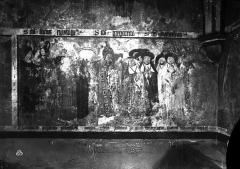 Cathédrale Saint-Lazare - Peinture murale