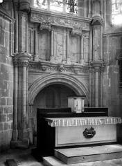 Château - Chapelle, autel