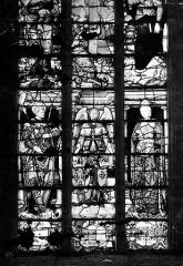 Château - Chapelle, verrières
