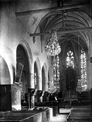 Eglise Saint-Acceul - Nef
