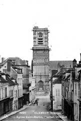 Eglise Saint-Martin (ancienne collégiale) - Tour