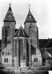 Eglise Saint-Pierre - Abside, clocher