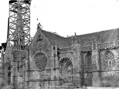 Eglise ou chapelle Notre-Dame - Façade sud