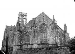 Eglise ou chapelle Notre-Dame - Façade est