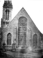 Eglise Saint-Jean-Baptiste - Façade est