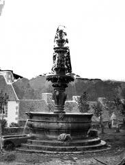 Eglise Saint-Jean-Baptiste - Fontaine
