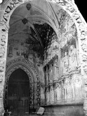 Eglise ou chapelle Notre-Dame - Porche