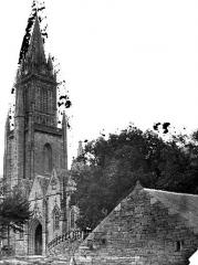 Eglise Notre-Dame-de-Quelven et abords - Clocher