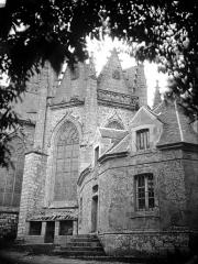 Eglise Notre-Dame-de-Quelven et abords - Abside
