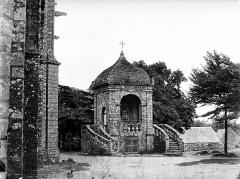 Eglise Notre-Dame-de-Quelven et abords - Petite chapelle