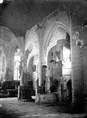 Eglise Notre-Dame-de-Quelven et abords - Intérieur
