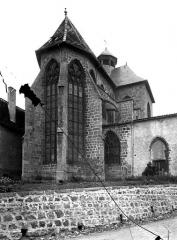 Ancien prieuré Saint-Martin d'Ambierle - Eglise, abside
