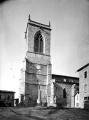 Eglise Sainte-Croix - Clocher
