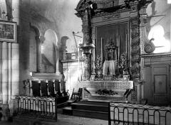 Eglise Sainte-Croix - Choeur