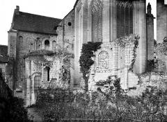 Eglise abbatiale Saint-Pierre-Saint-Paul - Pan de mur