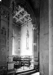 Eglise Notre-Dame et son presbytère - Chapelle