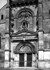 Eglise Saint-Georges - Portail ouest